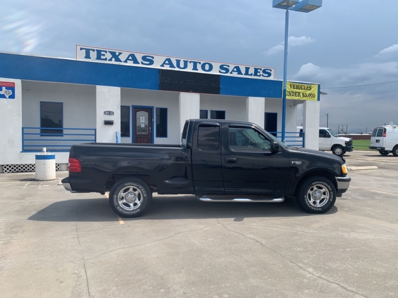 FORD F150 1998 price $6,950