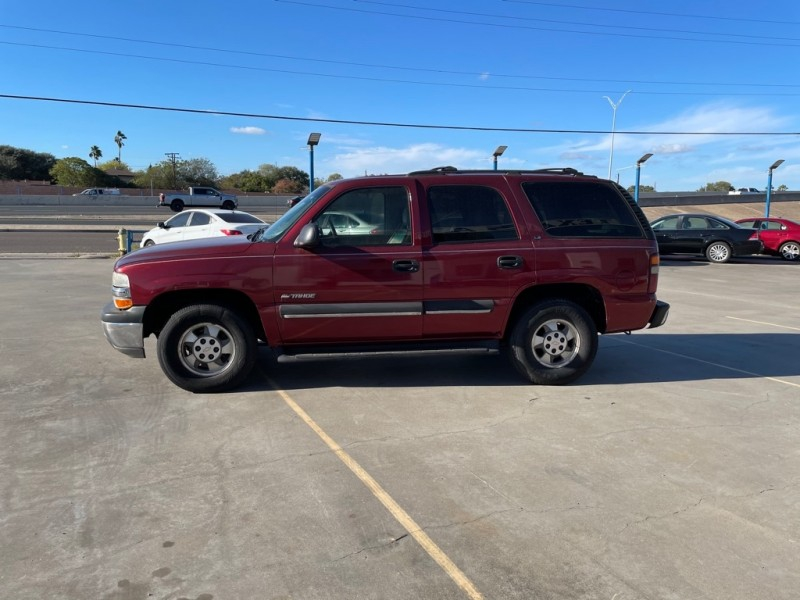CHEVROLET TAHOE 2002 price $7,250