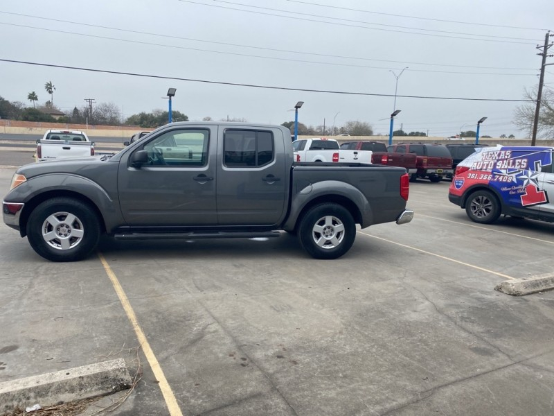 NISSAN FRONTIER 2005 price $9,650