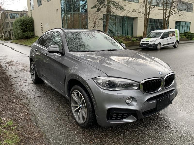 BMW X6 2015 price $40,950