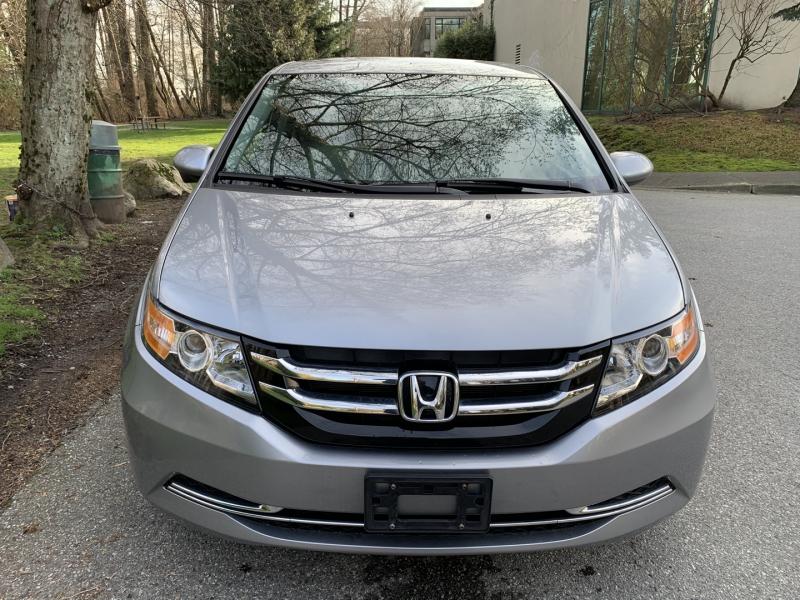 Honda Odyssey 2016 price $24,950