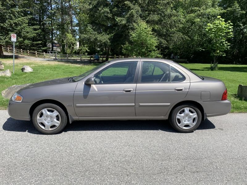 Nissan Sentra 2005 price $4,950