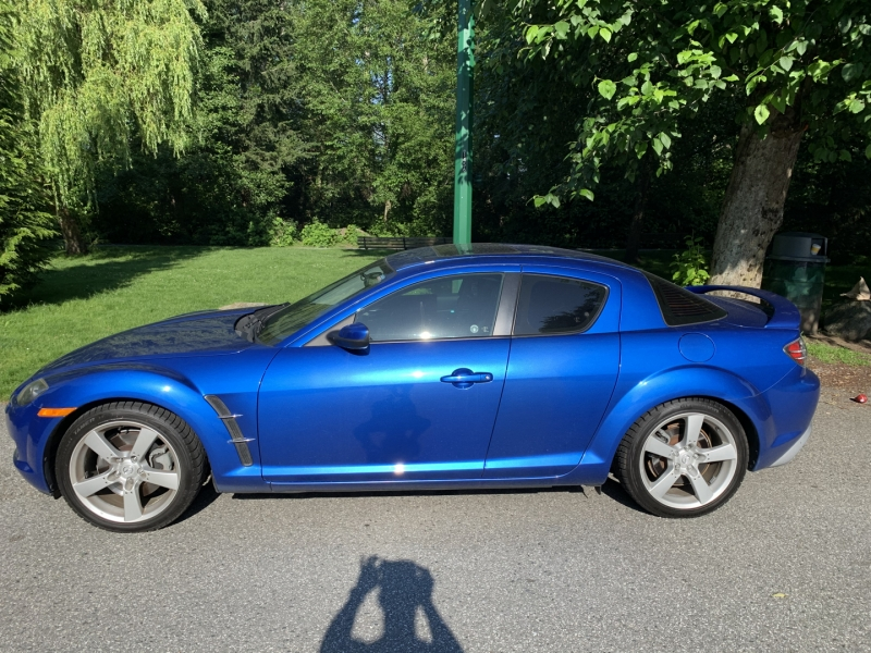 Mazda RX-8 2004 price $6,950