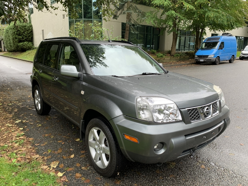 Nissan X-Trail 2006 price $6,950