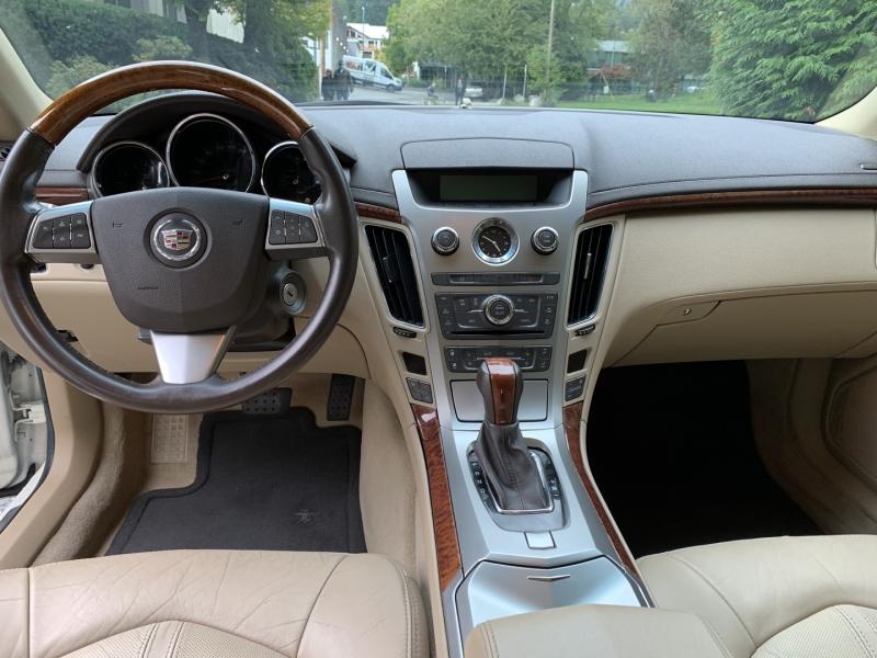Cadillac CTS 2008 price $9,950