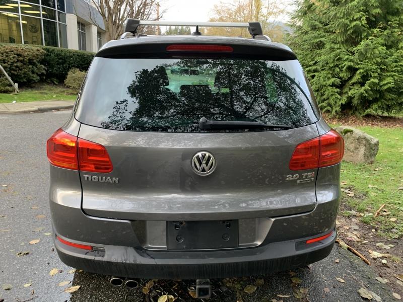Volkswagen Tiguan 2013 price $14,950