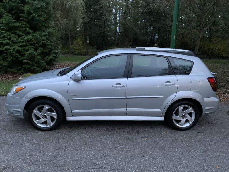 Pontiac Vibe 2007 price $3,950