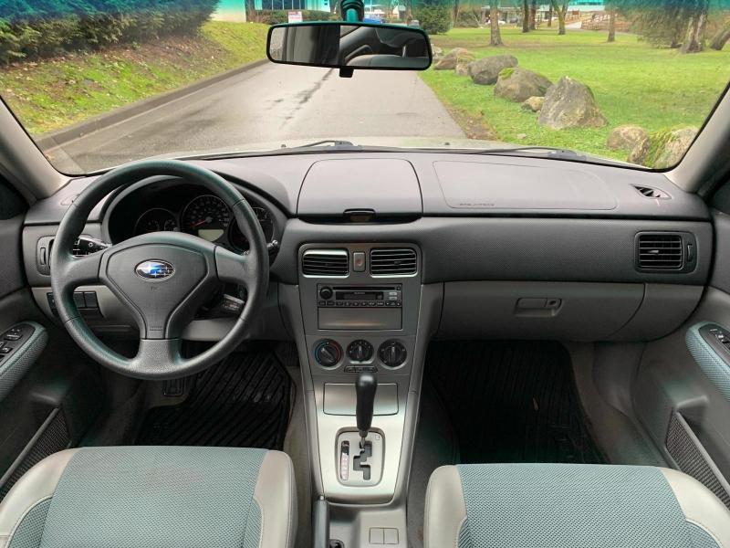 Subaru Forester 2005 price $8,950