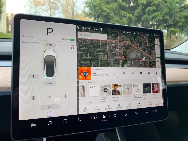 Tesla Model 3 2020 price $49,950