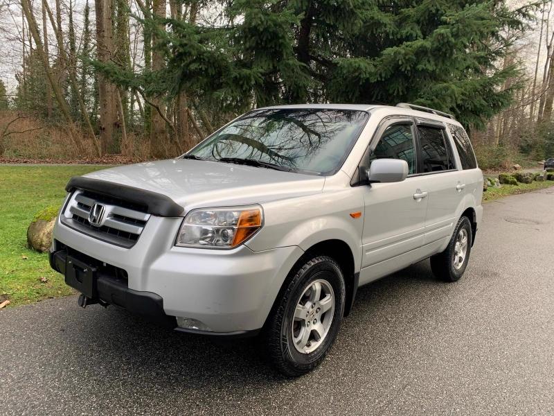 Honda Pilot 2008 price $7,950