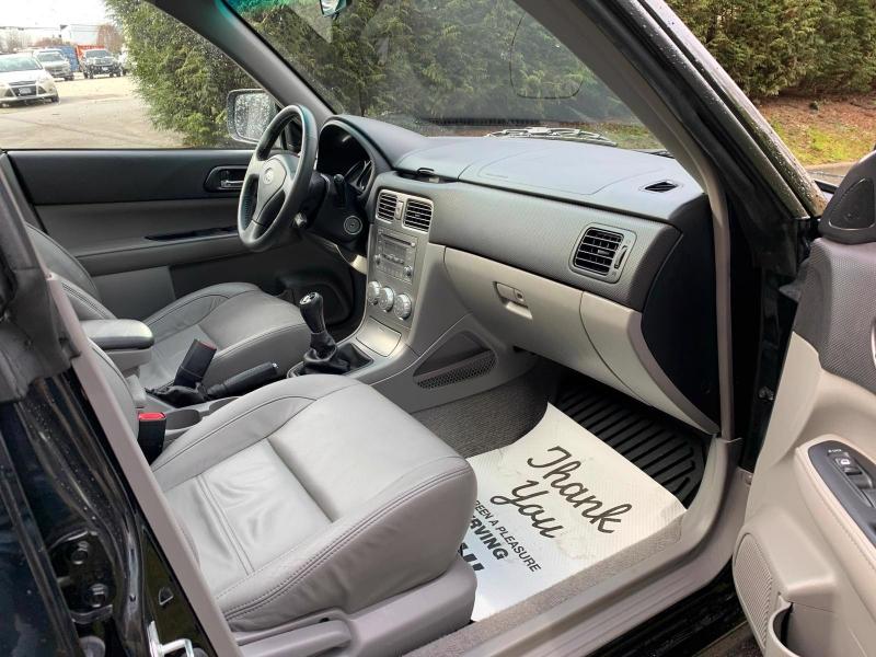Subaru Forester 2008 price $11,950