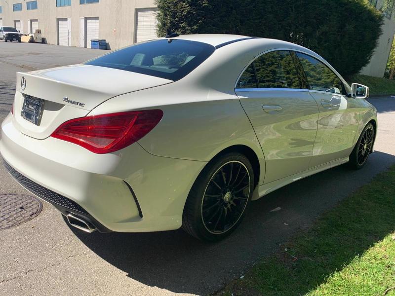 Mercedes-Benz CLA-Class 2014 price $18,950