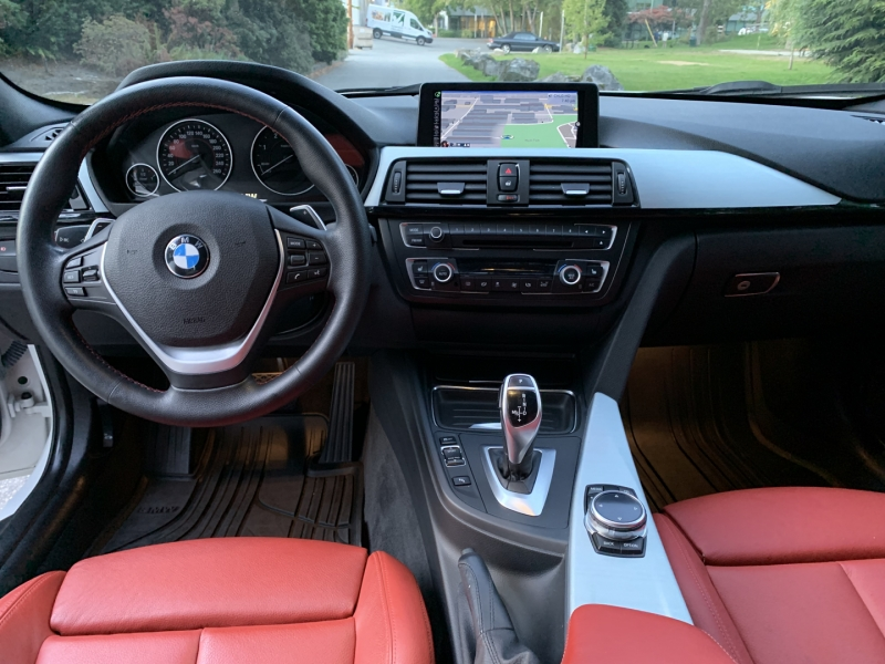 BMW 3-Series Gran Turismo 2014 price $21,950