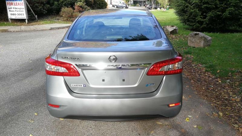 Nissan Sentra 2014 price $10,950