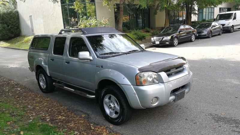 Nissan Frontier 2001 price $7,950