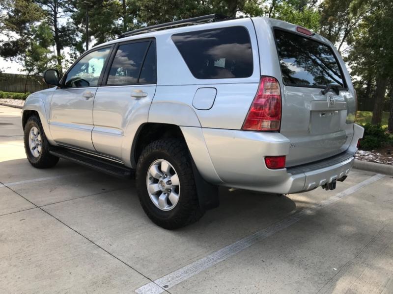 TOYOTA 4RUNNER 2004 price $5,495