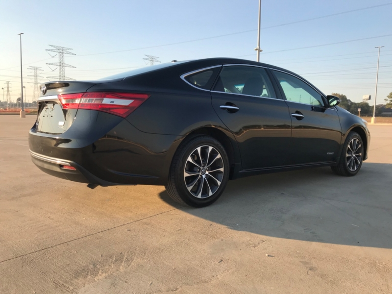 TOYOTA AVALON 2017 price $14,995