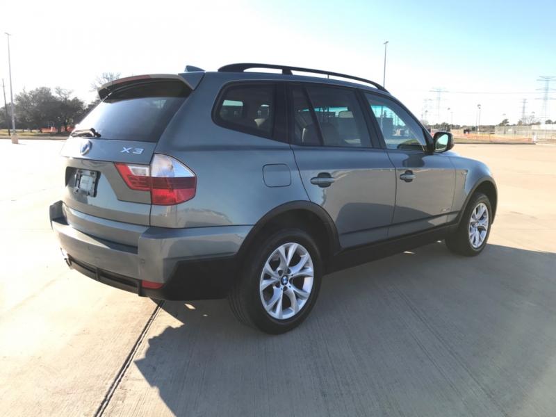 BMW X3 2010 price $8,995