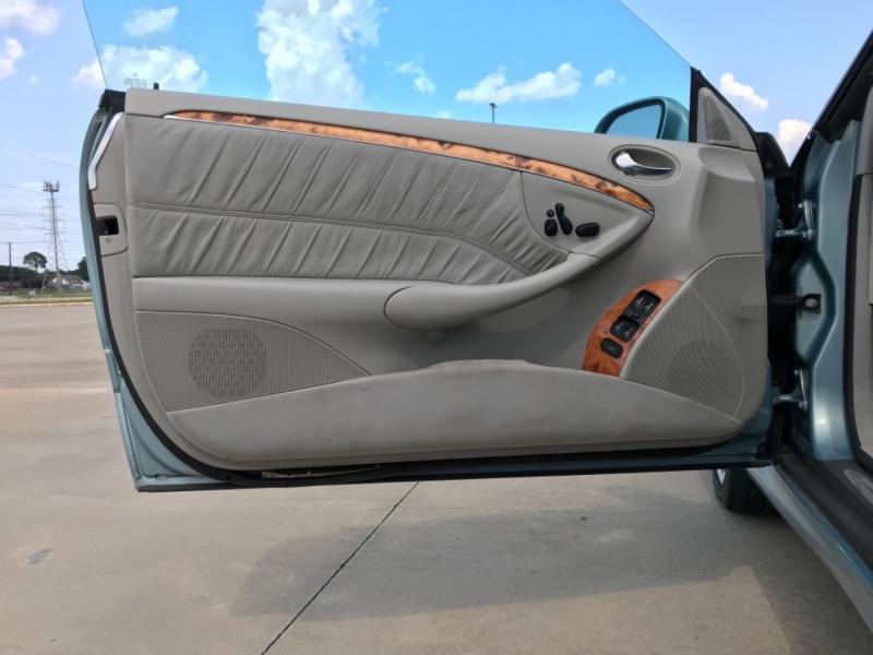 MERCEDES-BENZ CLK 2004 price $5,995