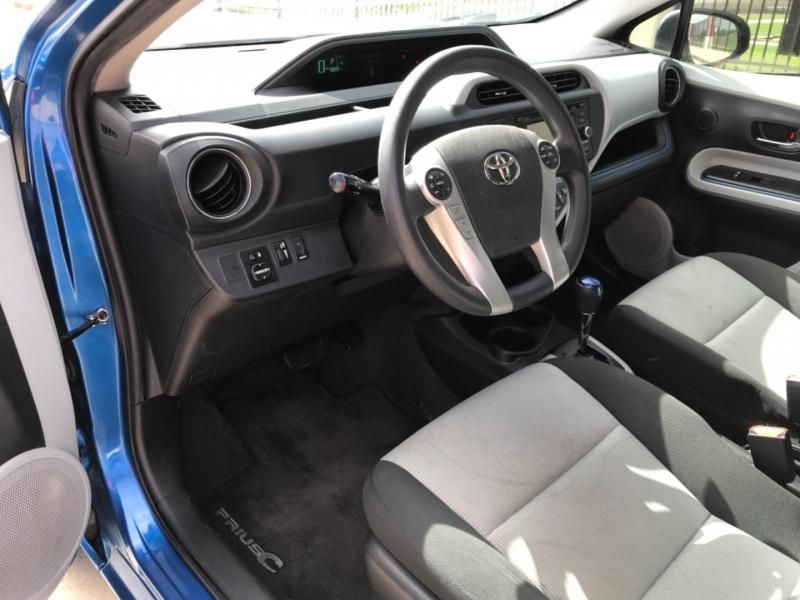 TOYOTA PRIUS C 2012 price $7,495