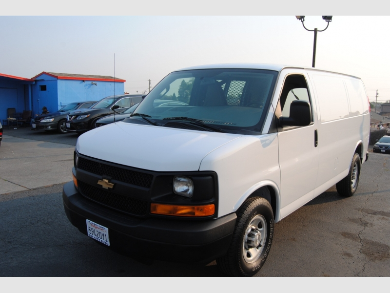 Chevrolet Express Cargo Van 2016 price $16,988