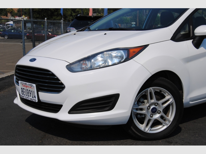 Ford Fiesta 2017 price $9,588