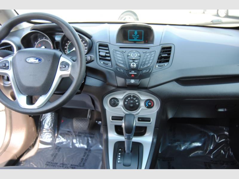 Ford Fiesta 2017 price $9,588