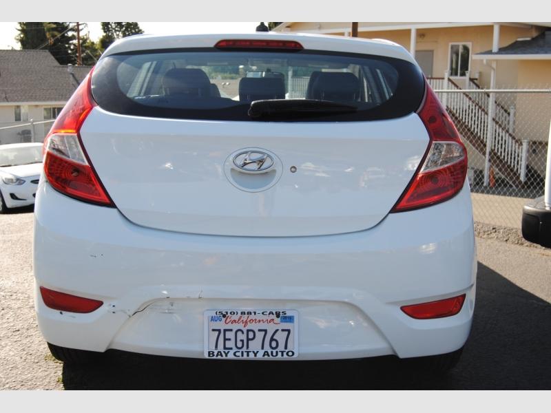 Hyundai Accent 2014 price $4,988