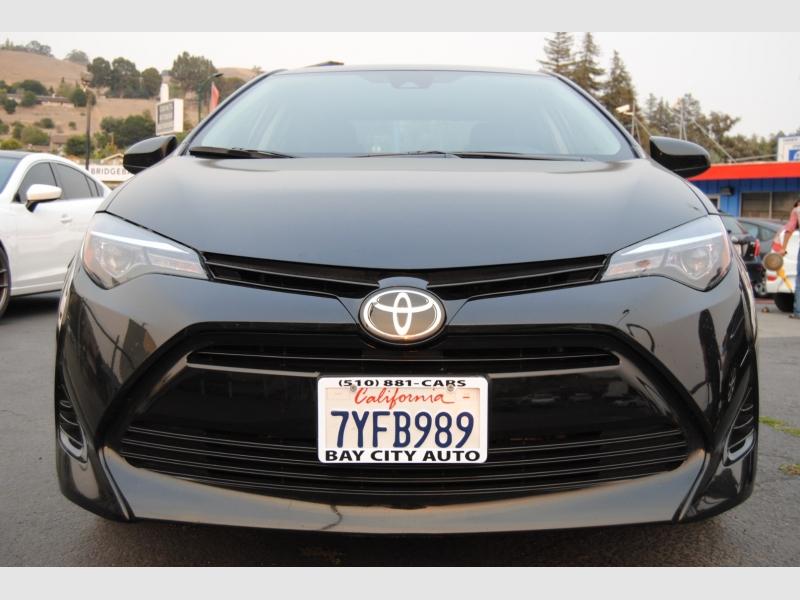 Toyota Corolla 2017 price $14,777