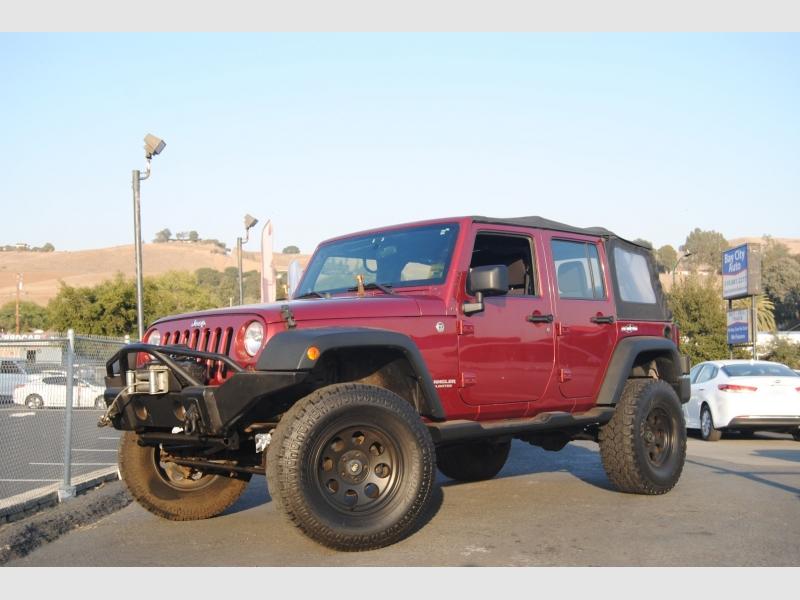 Jeep Wrangler Unlimited 2013 price $21,888