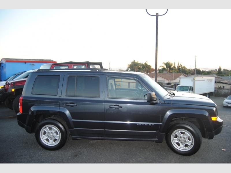 Jeep Patriot 2016 price $11,888