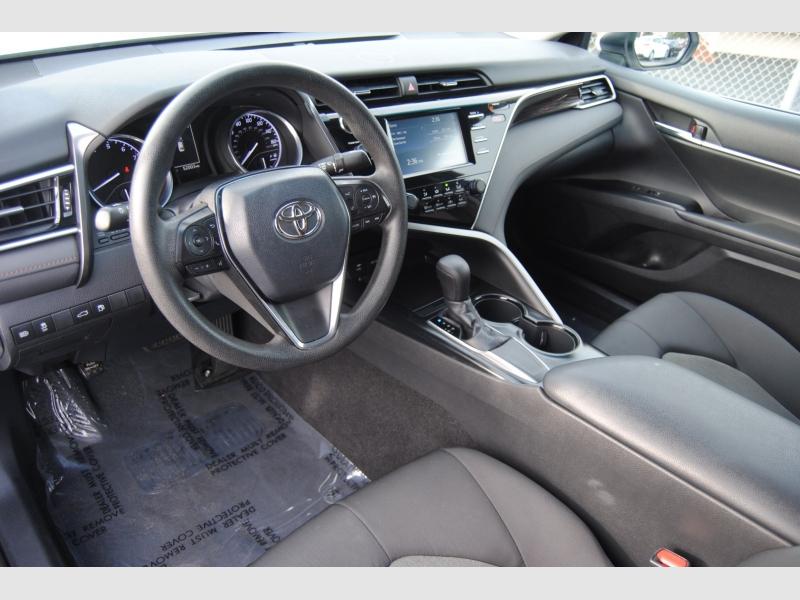 Toyota Camry 2018 price $16,888