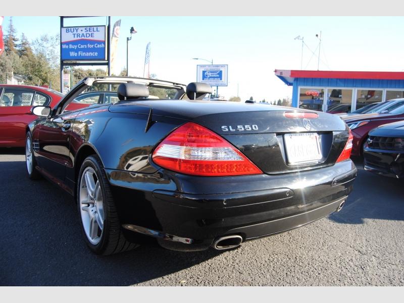 Mercedes-Benz SL-Class 2008 price $16,777