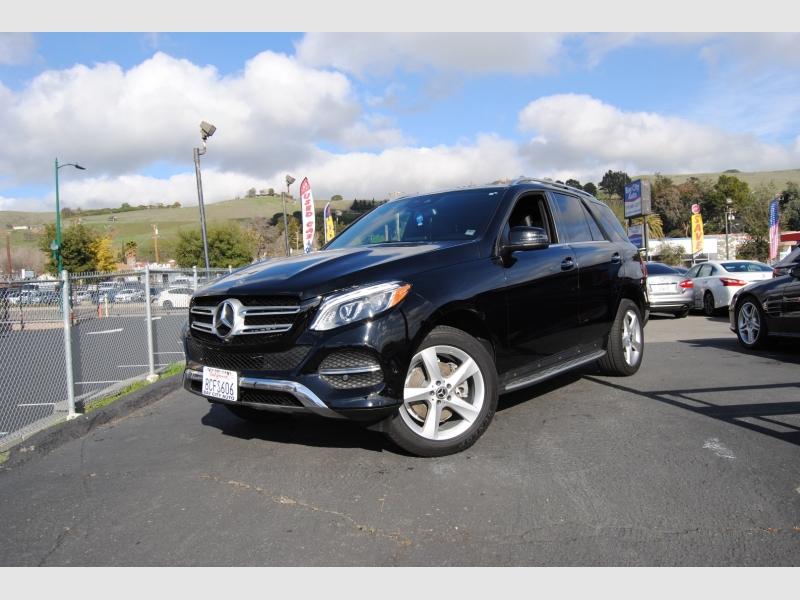 Mercedes-Benz GLE 2018 price $26,588