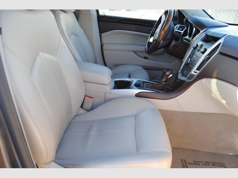 Cadillac SRX 2011 price $14,588