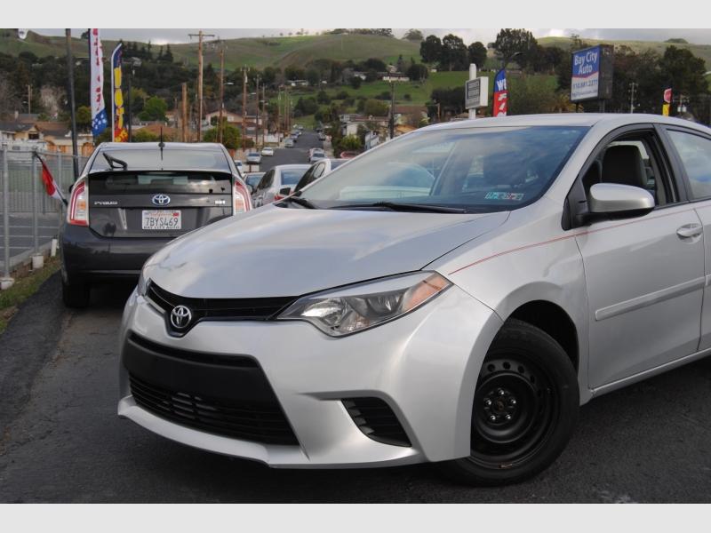 Toyota Corolla 2014 price $9,777