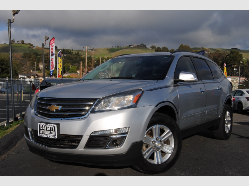 Chevrolet Traverse 2014 price $13,888