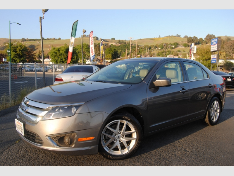Ford Fusion 2011 price $6,288