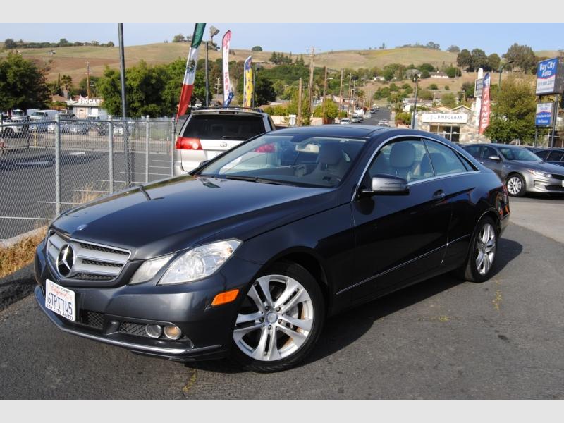 Mercedes-Benz E-Class 2010 price $11,888