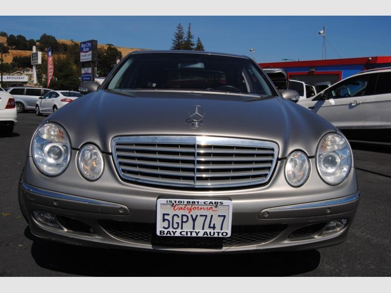 Mercedes-Benz E-Class 2004 price $7,777