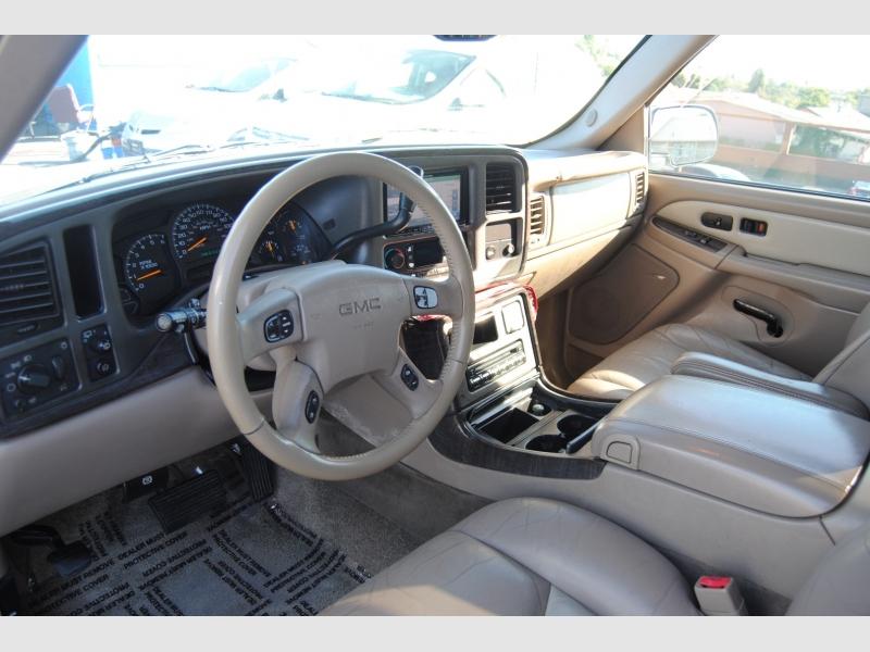 GMC Yukon Denali 2003 price $7,588