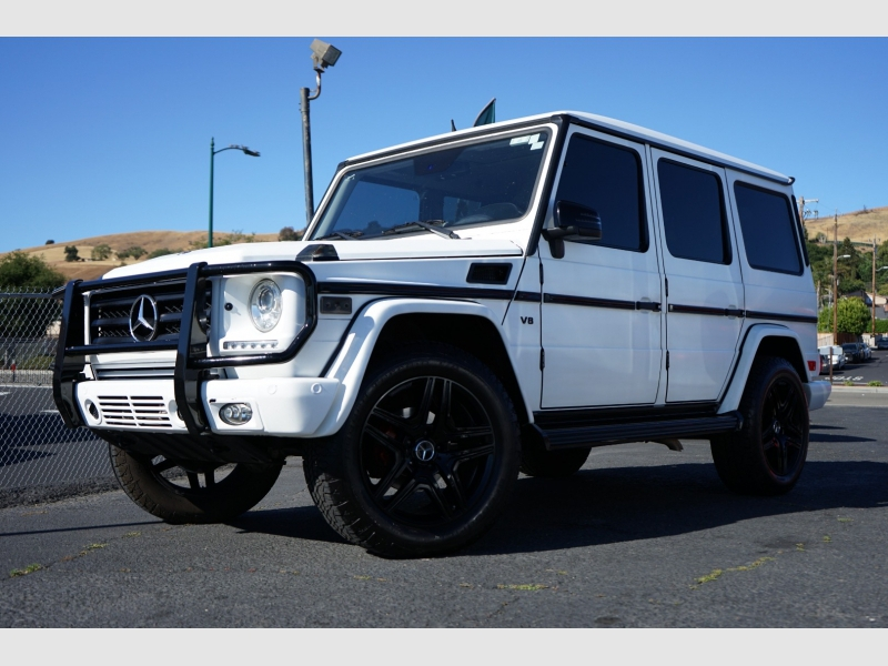 Mercedes-Benz G-Class 2013 price $54,888