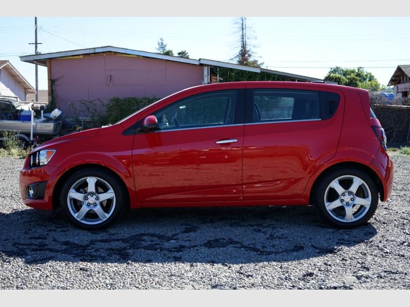 Chevrolet Sonic 2016 price $10,877