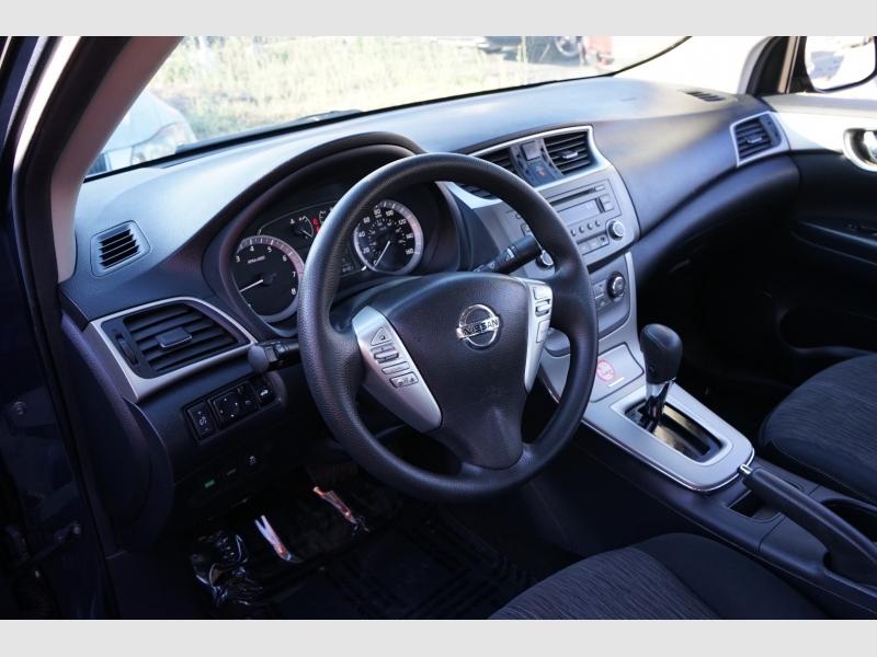 Nissan Sentra 2014 price $7,888