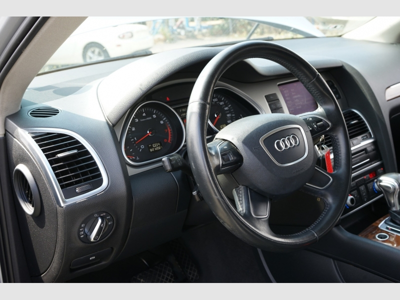 Audi Q7 2015 price $20,777