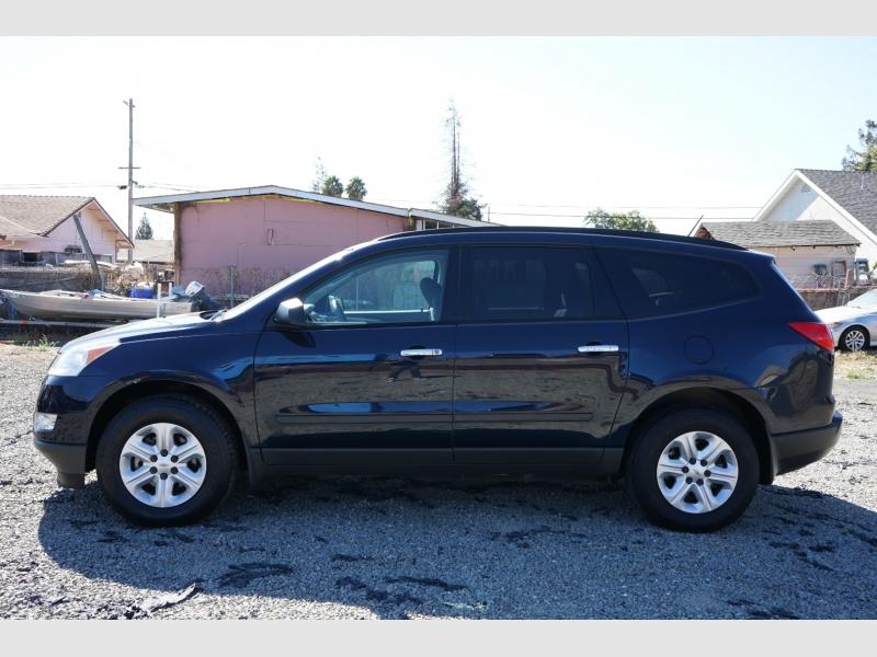 Chevrolet Traverse 2010 price $9,988