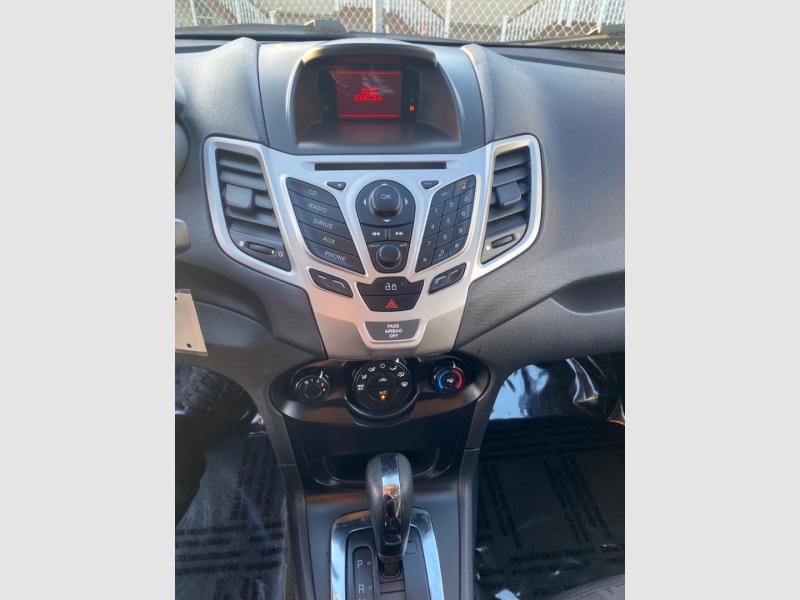 Ford Fiesta 2013 price $8,888