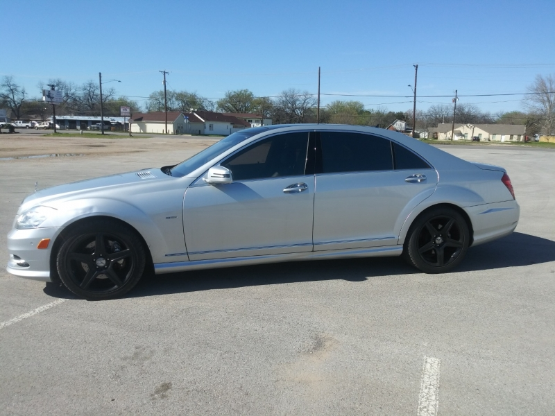 MERCEDES-BENZ S-CLASS 400 2010 price $13,700