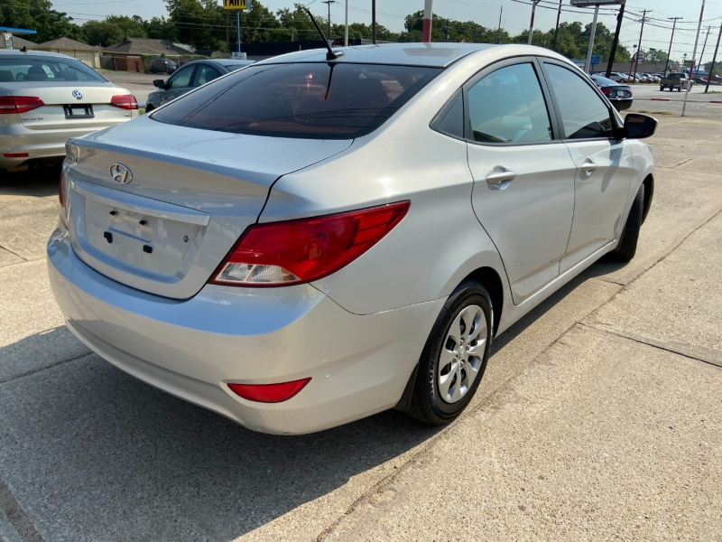 Hyundai Accent 2016 price $9,500