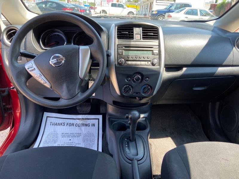 Nissan Versa Note 2015 price $7,495